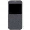 เคส Samsung S6 ฝาพับ nillkin Sparkle Leather Case สีดำ