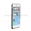 เคส iPhone 6/6s Plus แบบบัมเปอร์กรอบอลูมิเนียมสีดำ