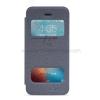 เคส iPhone 5/5s/SE ยี่ห้อ nillkin รุ่น Sparkle Leather สีดำ