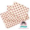 ชุดผ้าปูที่นอน 3 ชิ้น ลายนกฮูก