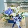กล่องดอกไม้ฟลอเรซอง (M signature)