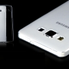 เคส Samsung E5 ซิลิโคลนนิ่มฝาหลังใส