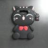 เคส Samsung J7 version2 ซิลิโคนแมวนำโชค