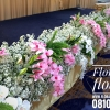 Stage Floral Decoration Set