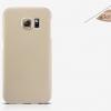 เคส Samsung S6edge plus ฝาหลัง nillkin Super Frosted Shield สีทอง