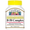 21st Century, B-50 Complex, 60 Tablets