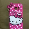 เคส Samsung S6edge เคสซิลิโคน Kitty