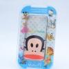 เคส iPhone 5/5s/SE เคสซิลิโคลนใสลายการ์ตูน Faul Frank