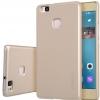 เคส Huawei P8 Lite ฝาหลัง nillkin Super Frosted Shield สีทอง