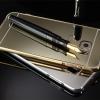 เคส Samsung S6edge เคสBP.อลูมิเนียมหลังสไลด์ Mirror