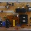 บอร์ดเพาเวอร์ซัพพลาย LED Toshiba 40L2450VT / 40L5450VT - android TV