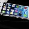 เคส iPhone 6/6s ขอบเพชร สีเงิน