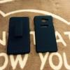 เคส Samsung A7(2016) เคสเหน็บเอว สไลด์เก็บ(2ชิ้น)