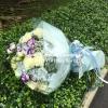 ช่อดอกไม้ made to order สไตล์อังกฤษ (L)
