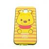 เคส Samsung A7 เคสฝาหลังหมีพู