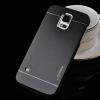 เคส Samsung Note4 เคสฝาหลังอลูมิเนียม สีดำ