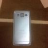 เคส Samsung J2 เคสอลูมิเนียมขอบนิ่ม elago สีเงิน