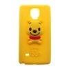 เคส Samsung Note4 เคส ซิลิโคน หมีพู