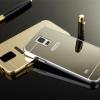 เคส Samsung Note4 เคสBP.อลูมิเนียมหลังสไลด์ Mirror