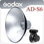 AD-S6 Umbrella-style Reflector For Godox AD180 AD360 Flash