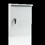 ตู้ไฟสวิทช์บอร์ดแบบกันน้ำมีหลังคา ฝา 2 ชั้น (ทึบ, ทึบ) รุ่น KBSD Series