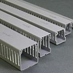 Wire Duct sloted Type : รางเก็บสายไฟแบบโปร่ง (PRI Type WD)