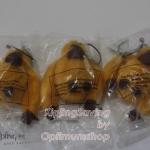 Kipling Sven Furry Monkey Keychain พวงกุญแจลิงขนาด M สี Warm Yellow ขนาด 2x5x1 นิ้ว