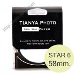 TIANYA Star 6 Filter 58mm.