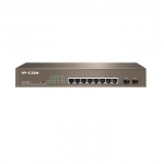 IP-COM G3210P 8-Port Gigabit+2*SFP Managed PoE Switch