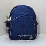 Kipling Carmine Ink Blue กระเป๋าสะพายขนาดกลาง ขนาด L14 x H 16 x D 11 นิ้ว