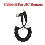 Cable-B Shutter Release Cable for Nikon MC-30 compatible cameras D300 D700 D800 D810 D4 สายต่อรีโมท