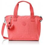 Kipling Amiel Shell Pink รุ่นนี้ชนช็อปเลยค่ะ ขนาด 27 L x 24.5 H x 14.5 W cm medium สำเนา