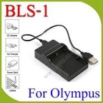 USB BLS-1 Battery for Olympus BLS-1 E420 E620 แบตเตอรี่กล้องโอลิมปัส