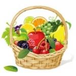 กระเช้าผลไม้ - ตะกร้าผลไม้