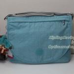 Kipling K16620 Orleane Starlight Blue ฟ้าสดใส กระเป๋าสะพายน่ารัก ขนาด 32 L x 23 H x 11 W cm medium