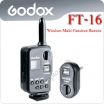 FT-16 Wireless Control For Flash Godox QS QT Series AD180 AD360