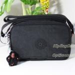 Kipling Dee II Black กระเป๋าสะพายน่ารัก ขนาด L7.5 x H 5 X 2.75 นิ้ว