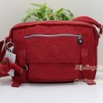 Kipling Gracy Cherry กระเป๋าสะพายข้าง ทรงเก๋ เหมาะกับสาวสมัยใหม่ ขนาด L11.75 x H 8.25 x D 4.75 นิ้ว