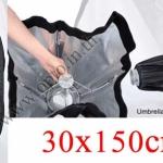 KS30150 Bowen's Mount, Umbrella Srtip SoftBox With Grid, Retangular 30×150CM
