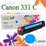 331 C Cyan For Canon LBP7100 LBP7110 TonerPrinterLaser (New Cartridge) ตลับหมึกเลเซอร์สีฟ้า