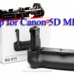 OEM Grip for Canon 5D MKIII BG-E11