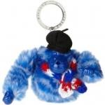 Kipling France monkey keychain มาพร้อมกล่องพลาสติกใส ขนาด 4x3.25x2.25 นิ้ว