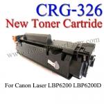 No Box CRG-326 126 726 926 For Canon LBP6200 Toner Printer Laser (New Cartridge) ตลับหมึก