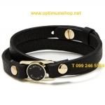 Kipling AC7450 Leather Bracelet Black จาก Kipling คอลเล็กชั่นพิเศษ Limited Edition