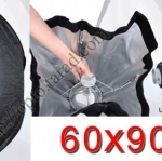 KS6090 Bowen's Mount, Umbrella SoftBox With Grid, Retangular 60×90CM