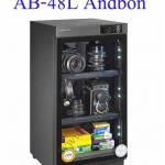 AB-48L Dry Cabinet Digital Humidity Controller ตู้กันความชื้น Andbon