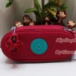 Kipling Duobox Flamboyant Pink C ขนาด 8.5 W x 7 H x 20 D cm Medium