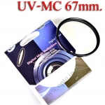 Digital Filter 67mm. UV MC Multi-Coated