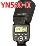 Flash YN560 II Speedlight Wireless Light control LCD Panel แฟลช YongNuo