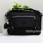 Kipling Gracy Black กระเป๋าสะพายข้าง ทรงเก๋ เหมาะกับสาวสมัยใหม่ ขนาด L11.75 x H 8.25 x D 4.75 นิ้ว